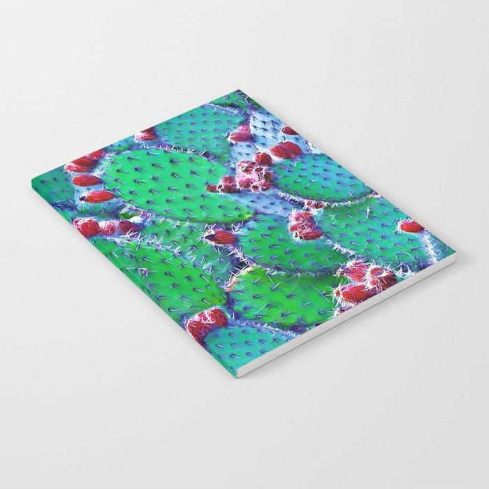 Flowering cacti Notebook
