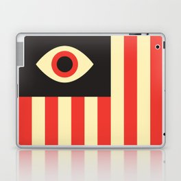 Stares and Stripes Laptop & iPad Skin