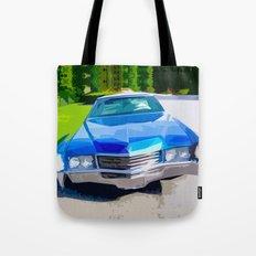 1970 Cadillac Eldorado Tote Bag