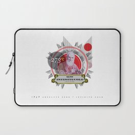 Infinite Cold Laptop Sleeve