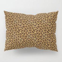 Leopard Skin Fur Pattern Pillow Sham