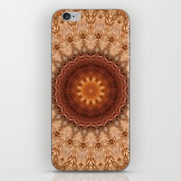Brown Hen 1 iPhone Skin