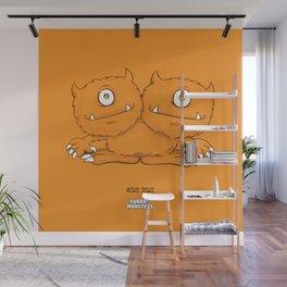 Jeebee Heebee Wall Mural