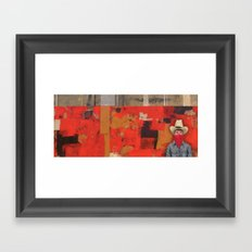 Ryan's Mug Framed Art Print