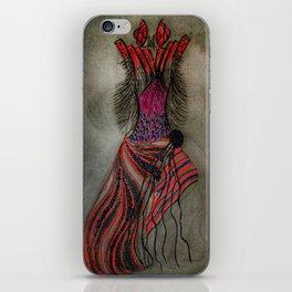 Costume art iPhone Skin