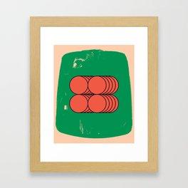 Dangerous Machines 1 Framed Art Print