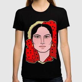 Spanish Flamenco Dancer T-shirt