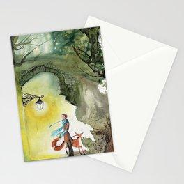 Arribada a Gleyhn Stationery Cards