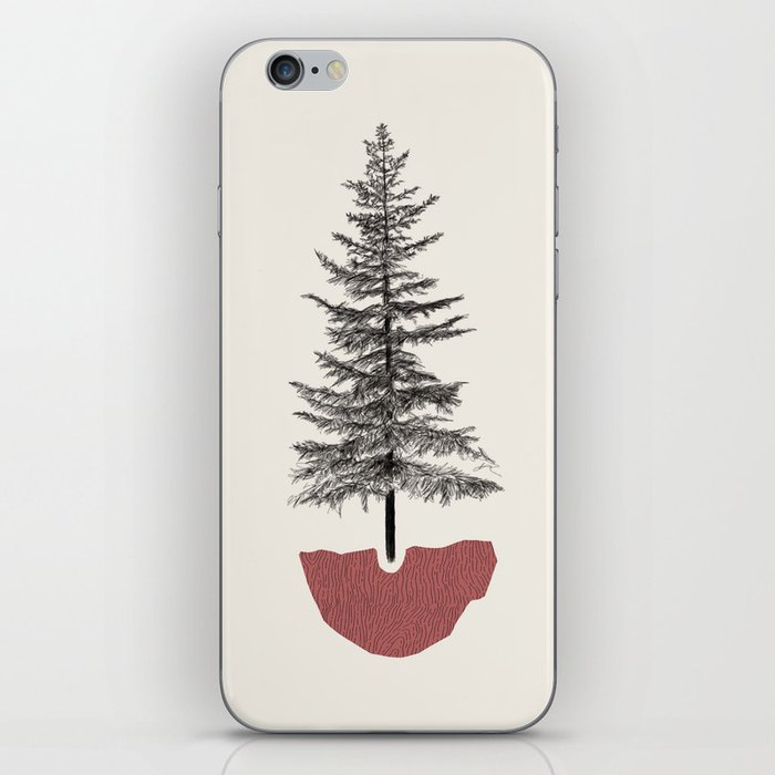 Fir Pine iPhone Skin