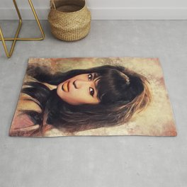 Ronnie Spector, Music Legend Rug