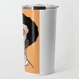 Pop Girl 5 RED Travel Mug