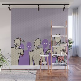 Zombie Wall Mural