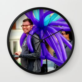 Your Smile, Your Cilia... Wall Clock