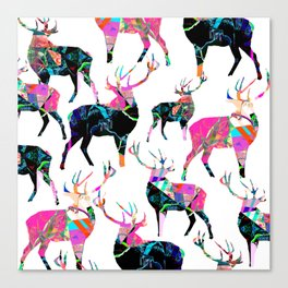 Dear'O'Deer Canvas Print