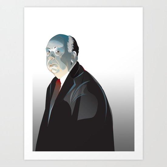 Hitch Art Print