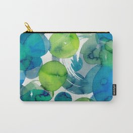 Sea of Glass Carry-All Pouch
