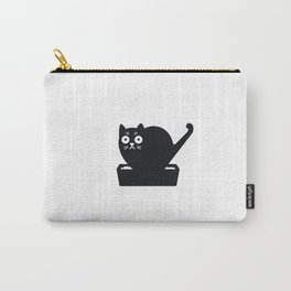 Surprised cat! Carry-All Pouch
