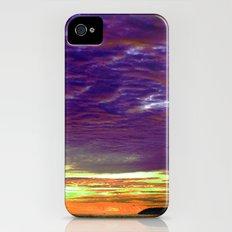 Island Sunset iPhone (4, 4s) Slim Case