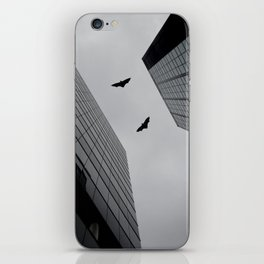 Flight of the Bats iPhone Skin