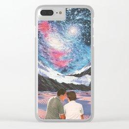 An Astral Affair Clear iPhone Case