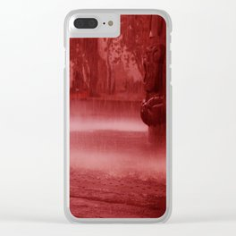 anthropology museum Clear iPhone Case