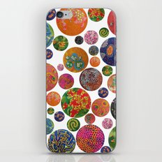 Petri Dish Polka Dot  iPhone Skin