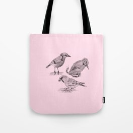 Candy Birds  2 Tote Bag