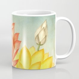 New Illustration Of The Sexual System : The Sacred Egyptian Bean Coffee Mug