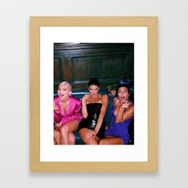 KUWTK Framed Art Print