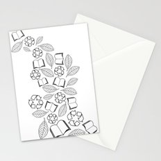 recycle reuse Stationery Cards