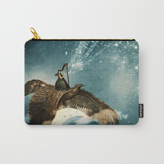The Night Goddess Carry-All Pouch