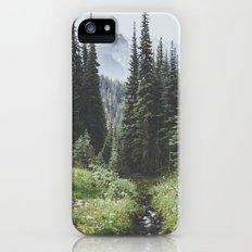 Through the Woods Slim Case iPhone (5, 5s)