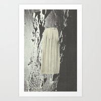 planet Art Prints featuring Planet by WILL RHODES