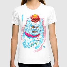 Jack 'Horimouja' Mosher Fudomyoo Sayagata Cat T-shirt