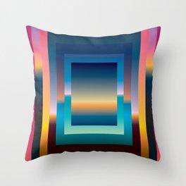 Sunsets • Grouping 01 Throw Pillow
