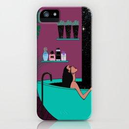 Galaxy tub iPhone Case