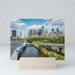 The Schuylkill Mini Art Print