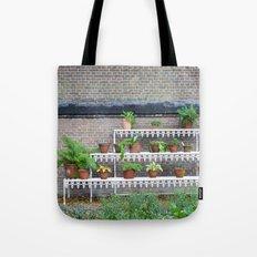 Pots and plants Tote Bag