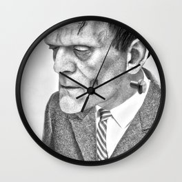 COUPLES THERAPY Wall Clock