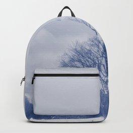 Winter in Lanark Backpack