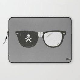 The Smartest Pirate Laptop Sleeve