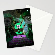 Skullectro Stationery Cards