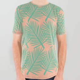 Miami Beach 1.0 All Over Graphic Tee