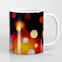 dots Mugs featuring Dots by haroulita