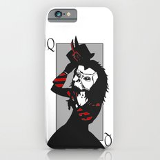 Courting the Crimson Queen  iPhone 6s Slim Case