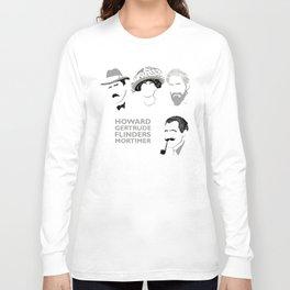 Legendary Archaeologist Long Sleeve T-shirt