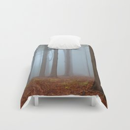 Fog in the forest... Comforters