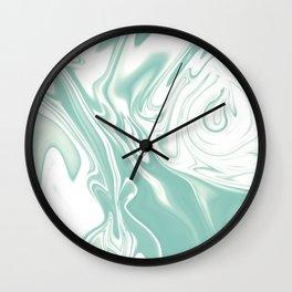 BLUE SIGH Wall Clock