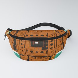 Mechanical 12 Fanny Pack