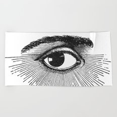 Seeing Stars Beach Towel